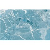 Samolepící tapety mramor Arezzo modrý - 67,5 cm x 15 m