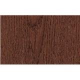 Samolepící tapety dubové dřevo načervenalé - 90 cm x 15 m