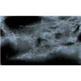 Samolepící tapety mramor černý Carrara 45 cm x 15 m