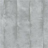 Luxusní vliesové tapety na zeď Avalon omítkovina v pruzích stříbrno-šedá