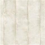 Luxusní vliesové tapety na zeď Avalon omítkovina v pruzích světle hnědá