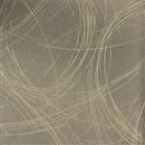 Vliesové tapety na zeď Colani Visions moderní abstrakt hnědý
