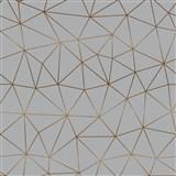Samolepící folie d-c-fix Tico zlatý - 45 cm x 15 m