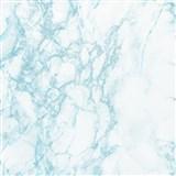 Samolepící tapety  - mramor modro-šedý 45 cm x 15 m