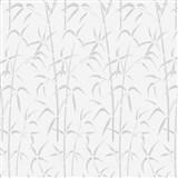 Samolepící folie  transparentní bambus 90 cm x 15 m