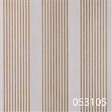 Vliesové tapety na zeď La Veneziana - pruhy zlaté s metalickým efektem