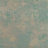 Vliesové tapety na zeď La Veneziana - stříbrno-tyrkysové s metalickým efektem