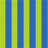 Tapety na zeď Die Maus pruhy modro-zelené