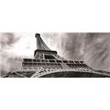Vliesové fototapety Eiffelova věž rozměr 250 cm x 104 cm
