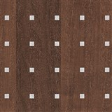 Samolepící tapety dřevo olše tmavá s aplikací - 90 cm x 15 m