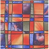 Samolepící tapety transparentní Barcelona 67,5 cm x 15 m