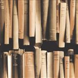 Samolepící fólie knihy hnědé - 45 cm x 15 m
