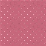 Vliesové tapety na zeď puntíky na růžovém podkladu
