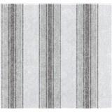 Vliesové tapety na zeď Graziosa pruhy světle hnědo-modré