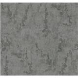Vliesové tapety na zeď G. M. Kretschmer beton hnědo-šedý