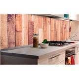 Samolepící tapety za kuchyňskou linku dřevěná prkna rozměr 180 cm x 60 cm