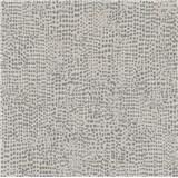 Vliesové tapety na zeď La Veneziana 4 tečky stříbrné na hnědém podkladu