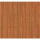 Vliesové tapety na zeď NENA abstrakt cihlově oranžový