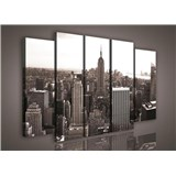 Obraz na plátně Empire State Building 150 x 100 cm