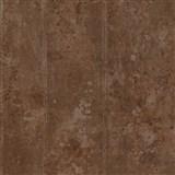Vliesové tapety na zeď Origin - beton kovový vzhled hnědo-červená