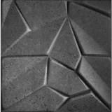 3D panel XPS MERKUR šedý rozměr 50 x 50 cm