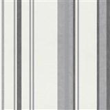 Vliesové tapety na zeď Spotlight - pruhy šedé - POSLEDNÍ KUSY