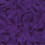 Vliesové tapety na zeď Times - 3D hrany fialové