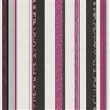 Vliesové tapety na zeď Trend Edition pruhy růžové