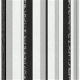 Vliesové tapety na zeď Trend Edition pruhy šedé
