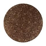 Vinylové dekorativní prostírání na stůl DeLuxe bronzové 40 cm