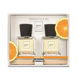 Bytová vůně IPURO Essentials orange sky set 2x50ml