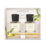 Bytová vůně IPURO Essentials pure vanilla set 2x50ml