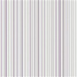 Papírové tapety na zeď X-treme Colors - proužky fialové