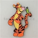 3D Pěnová dekorace na zeď Tygr a housenka