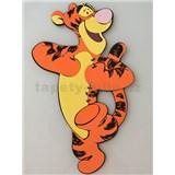 3D Pěnová dekorace na zeď Tygr