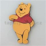 3D Pěnová dekorace na zeď medvídek Pú