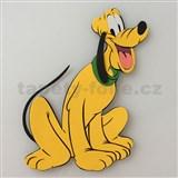 3D Pěnová dekorace na zeď pes Pluto