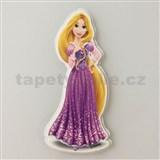 3D dekorace na zeď princezna Rapunzel - POSLEDNÍ KUSY