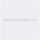 Papírové tapety na zeď Dieter Bohlen 4 Kidz hvězdičky hnědé