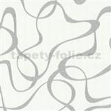 Vliesov� tapety Belcanto - abstraktn� vzor sv�tle fialov�