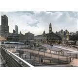 Luxusní vliesové fototapety Sao Paolo - barevné, rozměr 372 cm x 270 cm