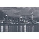 Luxusní vliesové fototapety Auckland - barevné, rozměr 418,5 cm x 270 cm