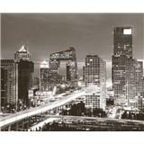 Luxusní vliesové fototapety Beijing- barevné, rozměr 325,5 cm x 270 cm
