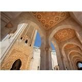 Luxusní vliesové fototapety Casablanca - barevné, rozměr 372 cm x 270 cm