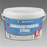 Sádrokartonářská stěrka 1,5kg-DOPRODEJ