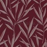 Tapety na zeď Dieter Bohlen - bambusové listy červené