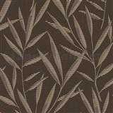 Tapety na zeď Dieter Bohlen - bambusové listy hnědé - SLEVA