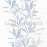 Vliesové tapety na zeď Dieter Bohlen - listí modré