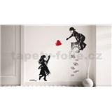Samolepky na stěnu láska