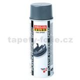 Sprej PRIMER PLASTIK tmavě šedý 400ml, základová barva na plasty